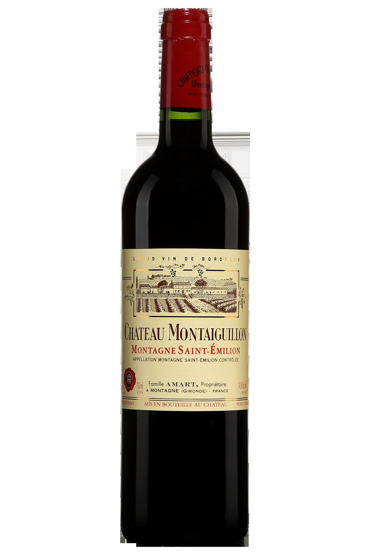 Château Montaiguillon Montagne-Saint-Émilion 2016